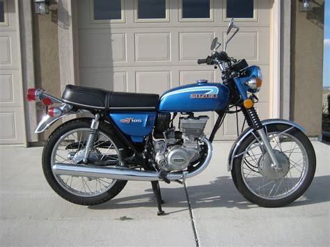 Suzuki Gt185 by 1973 Suzuki Gt185 185cc 2 Stroke W 5 Spd Transmission