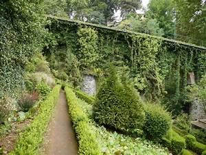 amazing allee de jardin potager 2 jardin en pente With allee de jardin potager