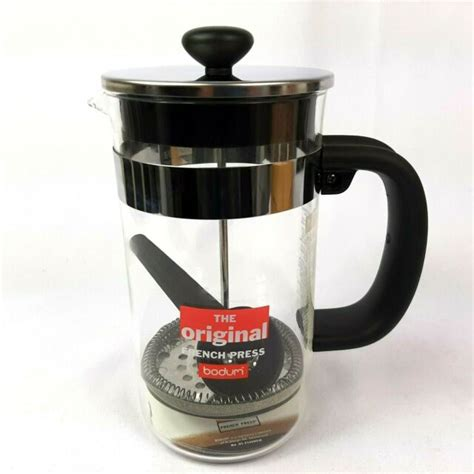 The best cheap manual coffee grinder. Bodum The Original French Press 4 Cup 32 Ounces Instructions Measuring Spoon | eBay