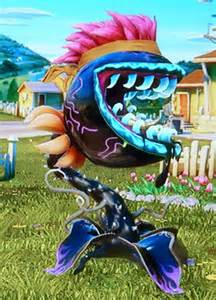 Plants vs Zombies Garden Warfare Chomper