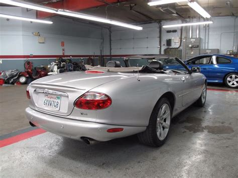 Used 2002 Jaguar Xk8 Xkr At Aaa Motor Cars