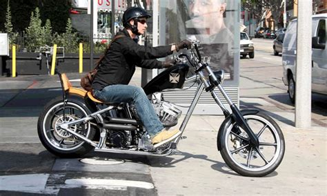 The Impressive Motorcycle Collection Of Keanu Reeves