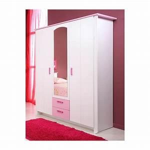 Armoire Metallique Pour Chambre : armoire de chambre pour fille ~ Edinachiropracticcenter.com Idées de Décoration