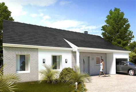 modele maison plain pied 3 chambres modele de maison plain pied 28 images photo maison
