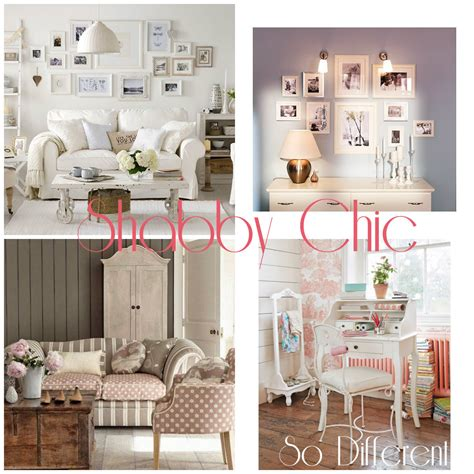 Arredo Shabby Chic by Complementi D Arredo Shabby Chic So Different