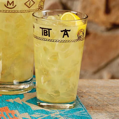 Rope & Brands Iced Tea Glasses (Set of 4
