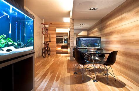 apartment design focused  minimalism hong kong