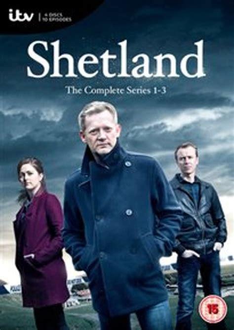 bolcom shetland season   import dvd dvds
