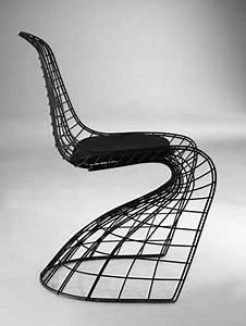 Chaise Design Metal : chaise metal design bricolage maison et d coration ~ Teatrodelosmanantiales.com Idées de Décoration