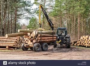 Holz Machen Mit Traktor : ronneby schweden 1 april 2017 dokumentation der arbeitstag im wald traktor mit holz ~ Eleganceandgraceweddings.com Haus und Dekorationen