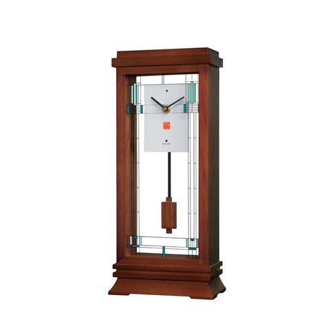 bulova frank lloyd wright clock bulova frank lloyd wright willits mantel clock model b1839 7994