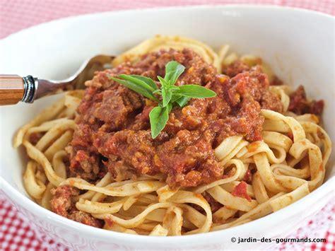 peut on congeler des pates bolognaise p 226 tes sauce bolognaise jardin des gourmandsjardin des gourmands