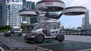 Voiture Volante Airbus : pop up la voiture volante d 39 airbus zapping auto du 13 03 2017 youtube ~ Medecine-chirurgie-esthetiques.com Avis de Voitures