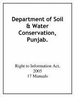 Soil And Water ... Soil Science Quotes