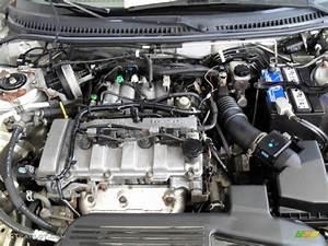 2003 Mazda Protege Lx 2 0 Liter Dohc 16