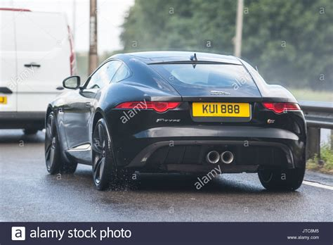 Private Number Plate Stock Photos & Private Number Plate