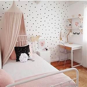 Polka Dot Kids' Room Design Ideas