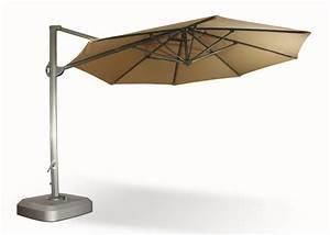 sonnenschirm ampelschirm rechteckig fur balkon With französischer balkon mit luxus sonnenschirm