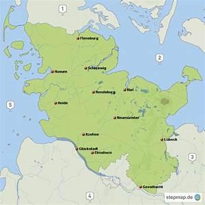 Brügge Schleswig Holstein : sh landkarte hanzeontwerpfabriek ~ Orissabook.com Haus und Dekorationen