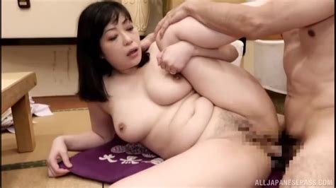 Busty Japanese Milf Gets Her Hot Ass Fucked And Creampied Porndoe
