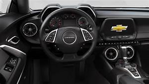 Camaro Coupé 2017 | Interior de Auto Deportivo | Chevrolet ...
