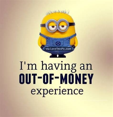 money experience pictures