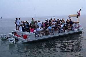 pontoon party Alex's Journeys