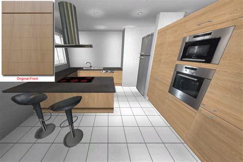 eck küche u küche e k cristini 2x eckschrank eiche hochschrank küchenzeile mit theke ebay