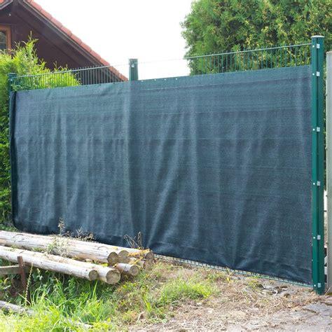 Sichtschutz Garten Ohne Zaun by Schutzzaun Sichtschutz 25 X 1 8m Absolut Wetterfest