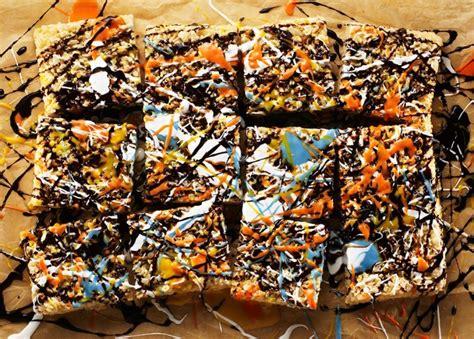 famous works  modern art imagined  desserts gizmodo