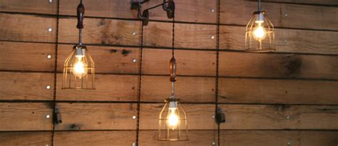 Industrial Style Lighting Designs
