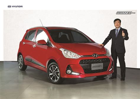 hyundai grand  facelift launched  india prices