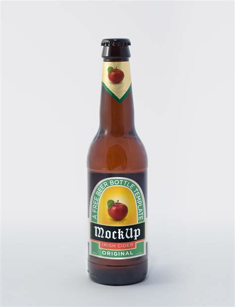 Download from free file storage. Free Beer Bottle Mockup PSD | Mockuptree