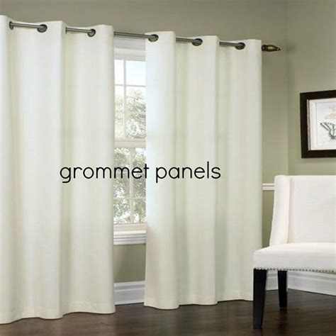 pair of width curtain panels 100 linen choose your