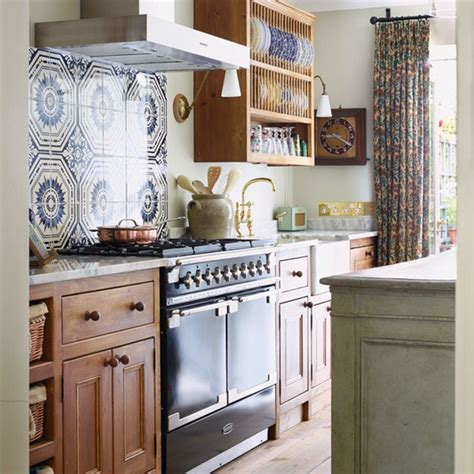 kitchen tiles country style best 25 country kitchens ideas on 6291