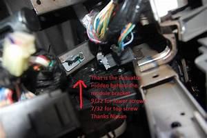 Replacing Vent Control Actuator