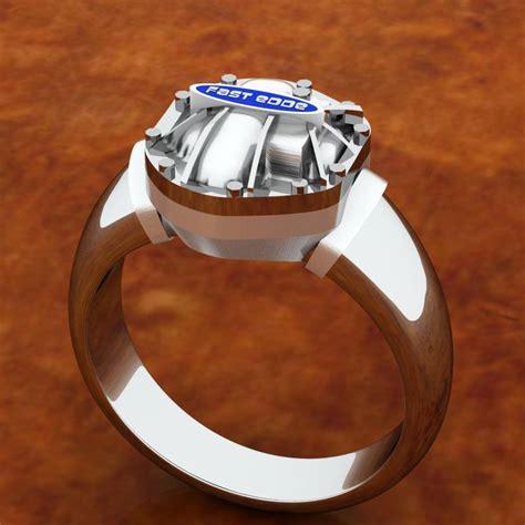 Differential Cover Ring  Edde Designs. Cartilage Rings. Star Wars Rings. Pushkaraj Engagement Rings. 6 Mm Wedding Rings. Illusion Engagement Rings. Teflon Wedding Rings. Teal Rings. Naira Rings