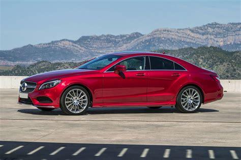 2016 Luxury Car Of The Year Mercedesbenz Clsclass