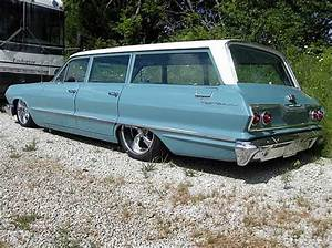 1963 Chevrolet Bel Air Station Wagon