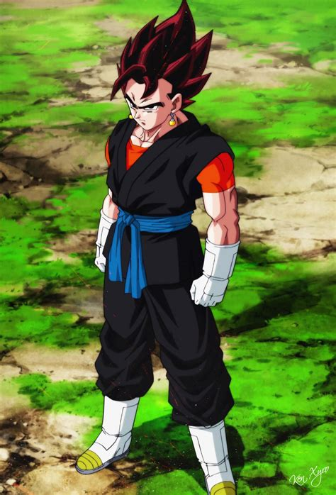 ken xyro  twitter vegito dragon ball heroes
