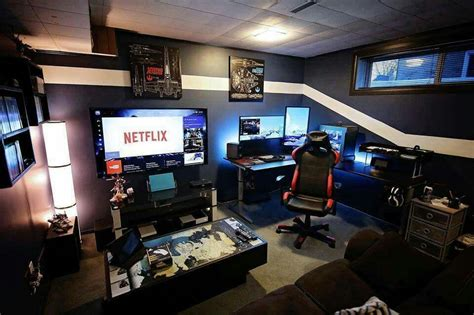 chambre wars decor badass gaming setup must gaming gaming setup badass and rooms