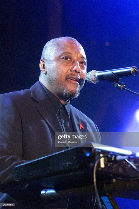 Soul singer songwriter Labi Siffre performing at the finale of the... News Photo - Getty Images