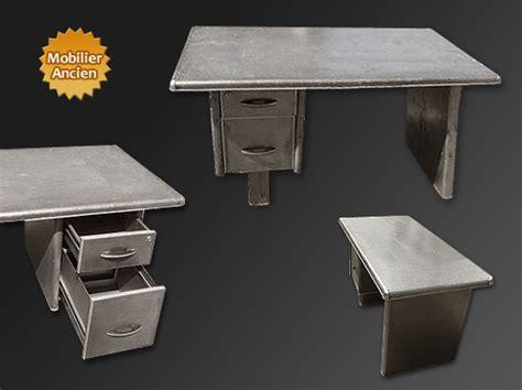 mobilier bureau industriel bureau métal ées 50