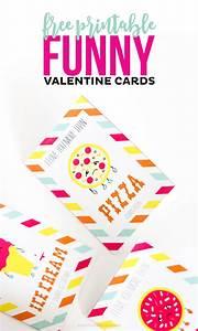 FREE Printable Funny Valentine Cards - Printable Crush