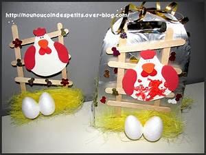 Poule Pour Paques : boite a chocolat le blog de nounoucoindespetits ~ Zukunftsfamilie.com Idées de Décoration