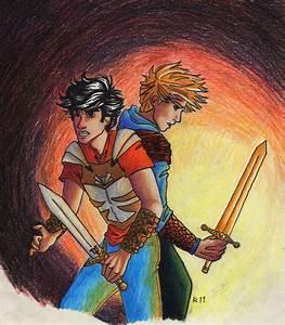 This is war Luke vs Percy   Percy Jackson Stuff