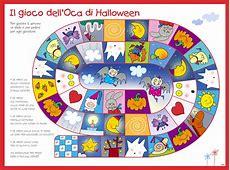 Il Gioco dell'Oca spaventoso di Halloween Il Blog di