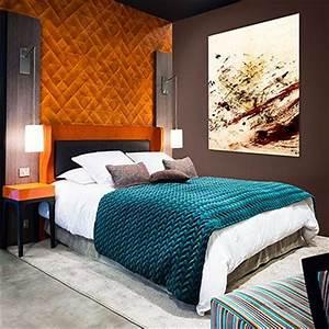 Tete De Lit Avec Tablette : tete de lit mobilier hotel fabrication et design ~ Teatrodelosmanantiales.com Idées de Décoration