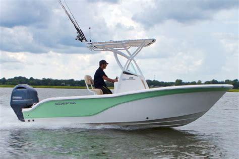 Sea Fox Boats Construction by 2018 Sea Fox 206 Commander Grande Yacht Sales