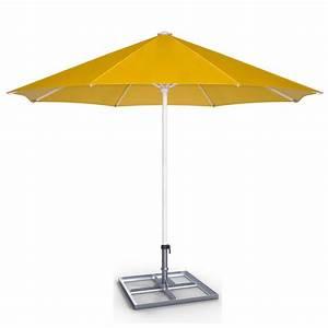 Sonnenschirm Mit Fuß : sonnenschirm filius fs von may mit seilzug rund 400 cm ohne volant kaufen bei villa schmidt ~ A.2002-acura-tl-radio.info Haus und Dekorationen
